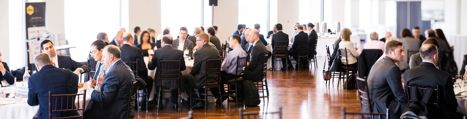 Boston event in prudential tower
