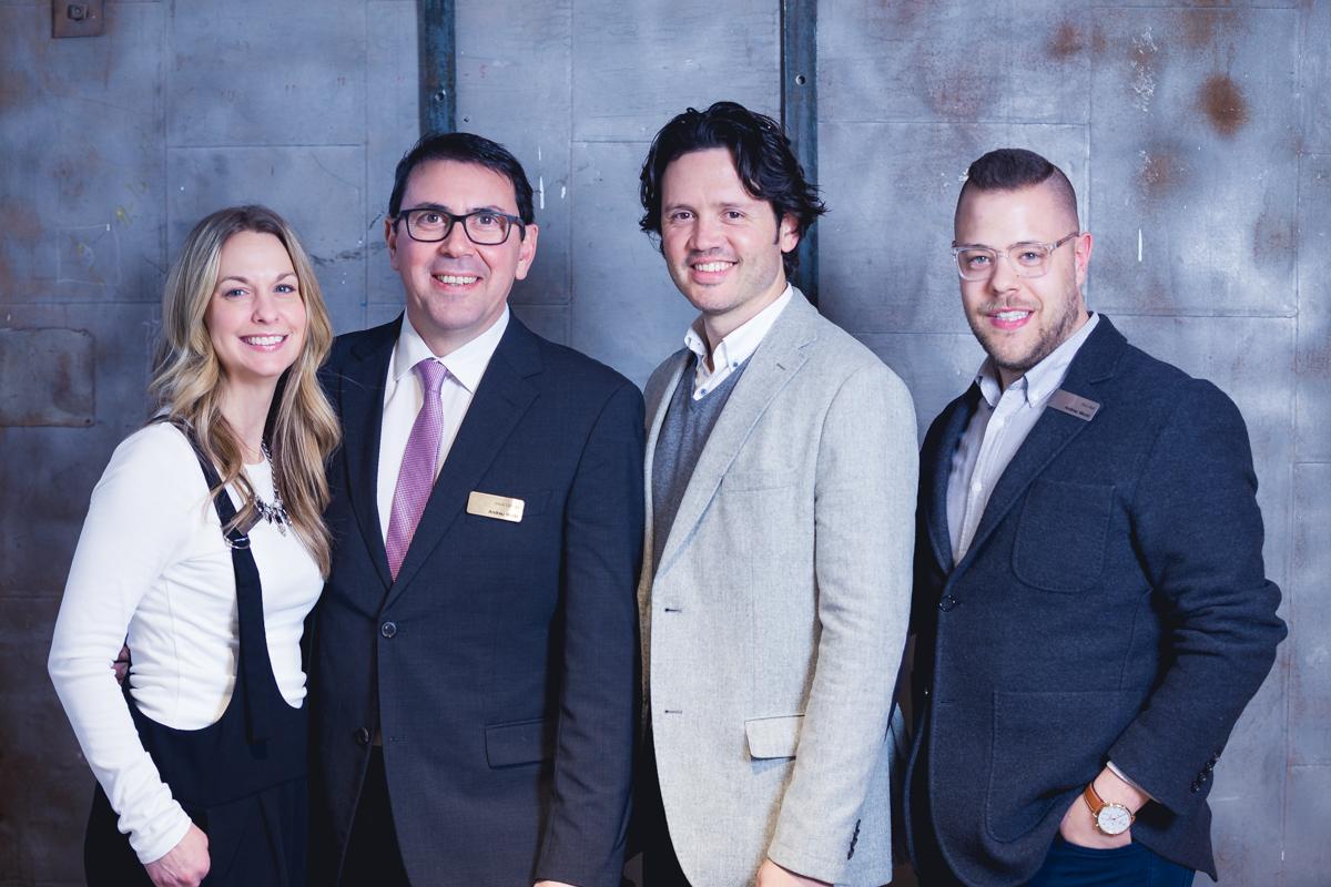 Kane Contract event executive team photo