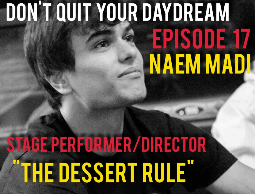 Naem comes alive whenever he is in front of a crowd performing on the stage. Whether it's playing an old man or a video game ninja he has found ways to make each role is own. Now transitioning to director and teacher, Naem discusses with us how he is able to share his passion with students and mold them into better performers. Check out productions Naem has been a part of as well as others put on by the wonderful D'Alto Studio of Performing Arts Studio.  http://www.daltoarts.com/  &  https://www.facebook.com/DAlto-Studio-of-Performing-Arts-105515666150543/?fref=ts