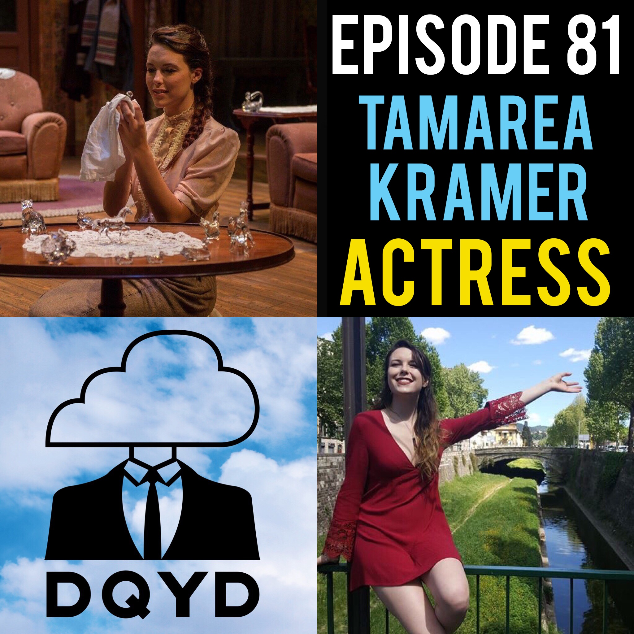 """Episode 81 with Actress: Tamarea Kramer! With a history of stepping into challenging, eccentric roles on stage, Tamarea is the perfect person to ask questions about the world of acting. Having a plethora of university plays under her belt, she describes to us how she has used the experience to grow both as a performer and a person. Catch her on stage yourself by seeing Anon(ymous) at USI.  https://www.usi.edu/liberal-arts/usi-theatre/ticket-purchase/   Song of the week is """"Ultraviolet"""" by Wax Astro. https://waxastro.bandcamp.com/"""