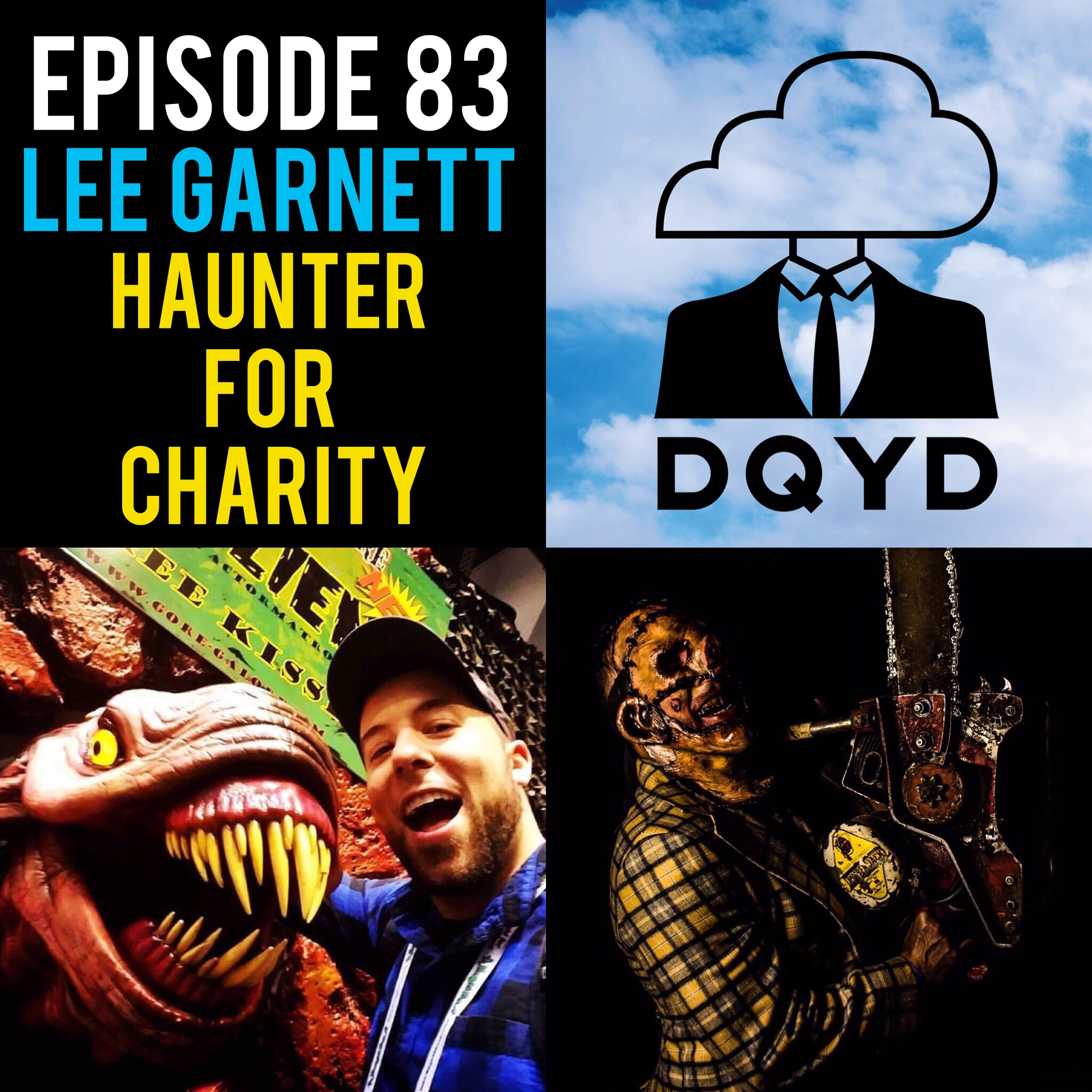 "Episode 83 with Haunted House Organizer and Charity Worker: Lee Garnett! One of the morbidly creative minds behind the Newburgh Zombie Farm, Lee is constantly thinking of ways to scare those brave enough to enter the haunted house. What most people don't know however is that the fine folks organizing, dressing up and bringing the place to life are doing so for charity. We talk all about what it takes to run the Zombie Farm, how it's managed to evolve over 44 years and where not to stand if you're walking through a haunted house. http://www.zombiefarm.net/  Song of the week is ""You Know Me"" by Thunder/Dreamer. Find their stuff now by visiting: https://thunderdreamer.bandcamp.com/"