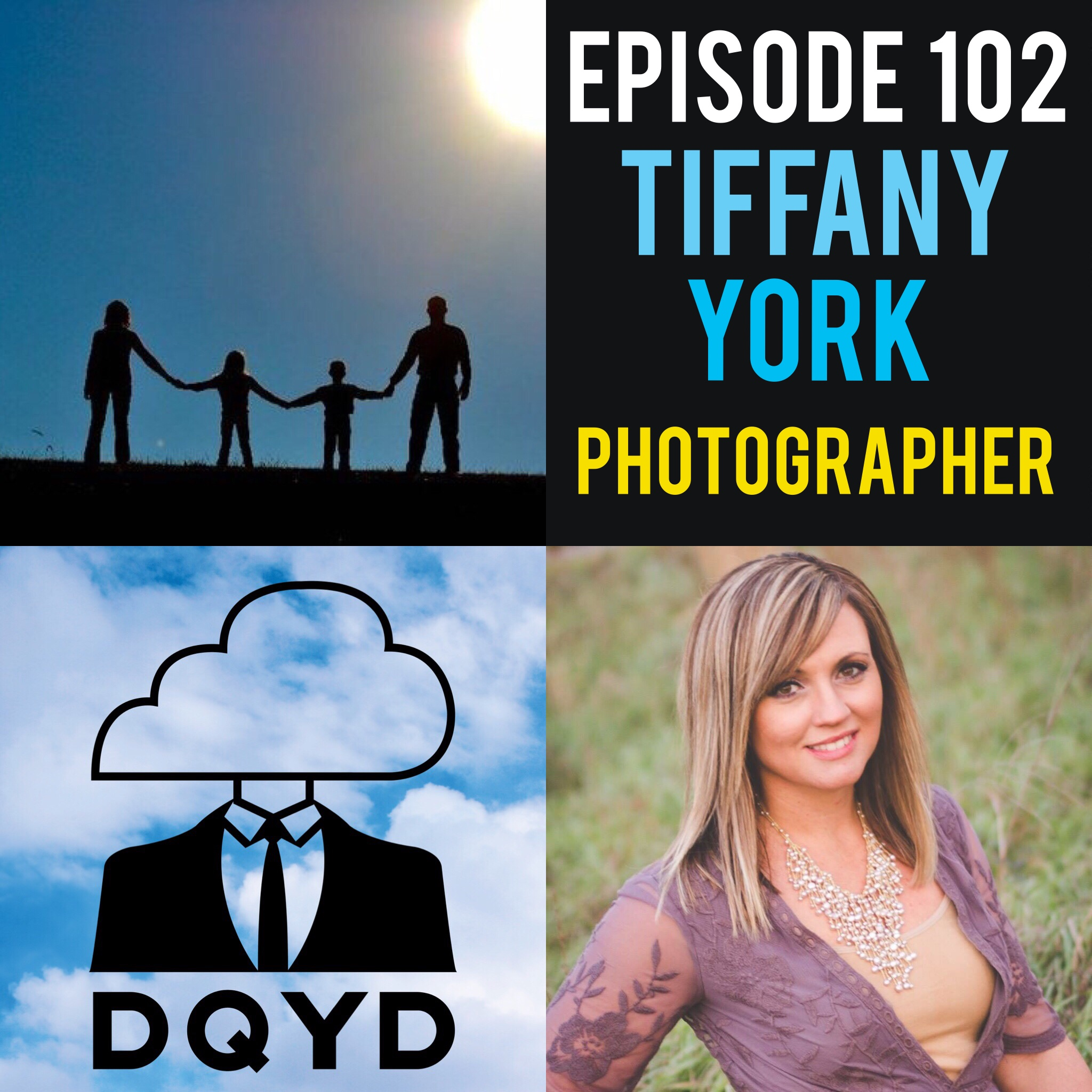 """Episode 102 with Photographer: Tiffany York! Owner of the excellent Penelope Belle Photography, Tiffany has captured hundreds of people's greatest memories on film. From events to photoshoots she has developed a unique style that has won her """"best of"""" Evansville. Check it out for yourself!  http://penelopebellephotography.zenfolio.com/   Song of the week is """"The Calm"""" by Kelo Kedadafi. Wonderful production matched by great lyricism, Kelo is a rapper to surely add to your playlist. https://soundcloud.com/tyrone-northington-2"""