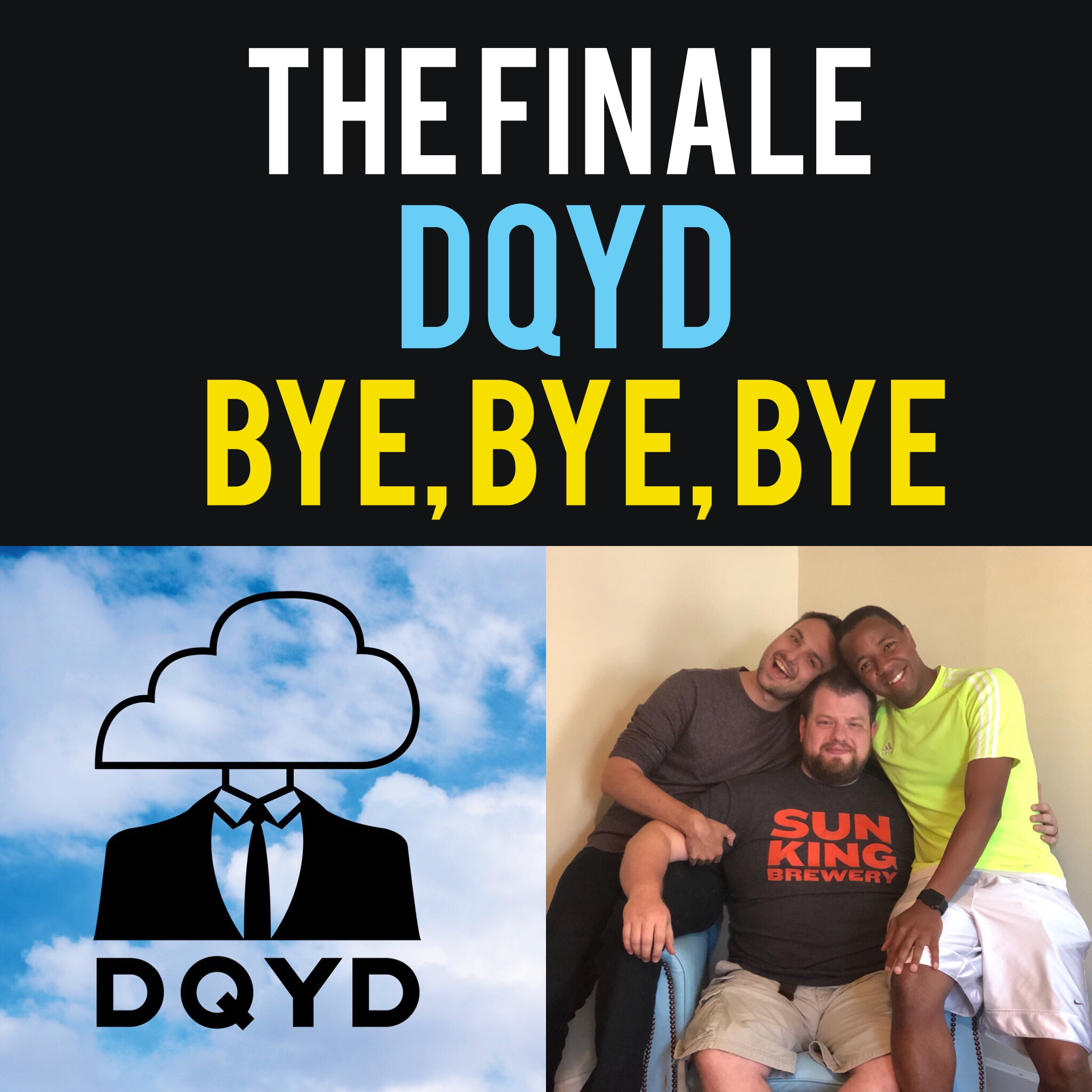 The finale is here! We can't thank you enough for supporting us on this journey. It was an absolute pleasure to meet so many wonderful people along the way. At some point we hope you found at least of an ounce of the inspiration that was given to us. We love you. Never stop daydreaming.