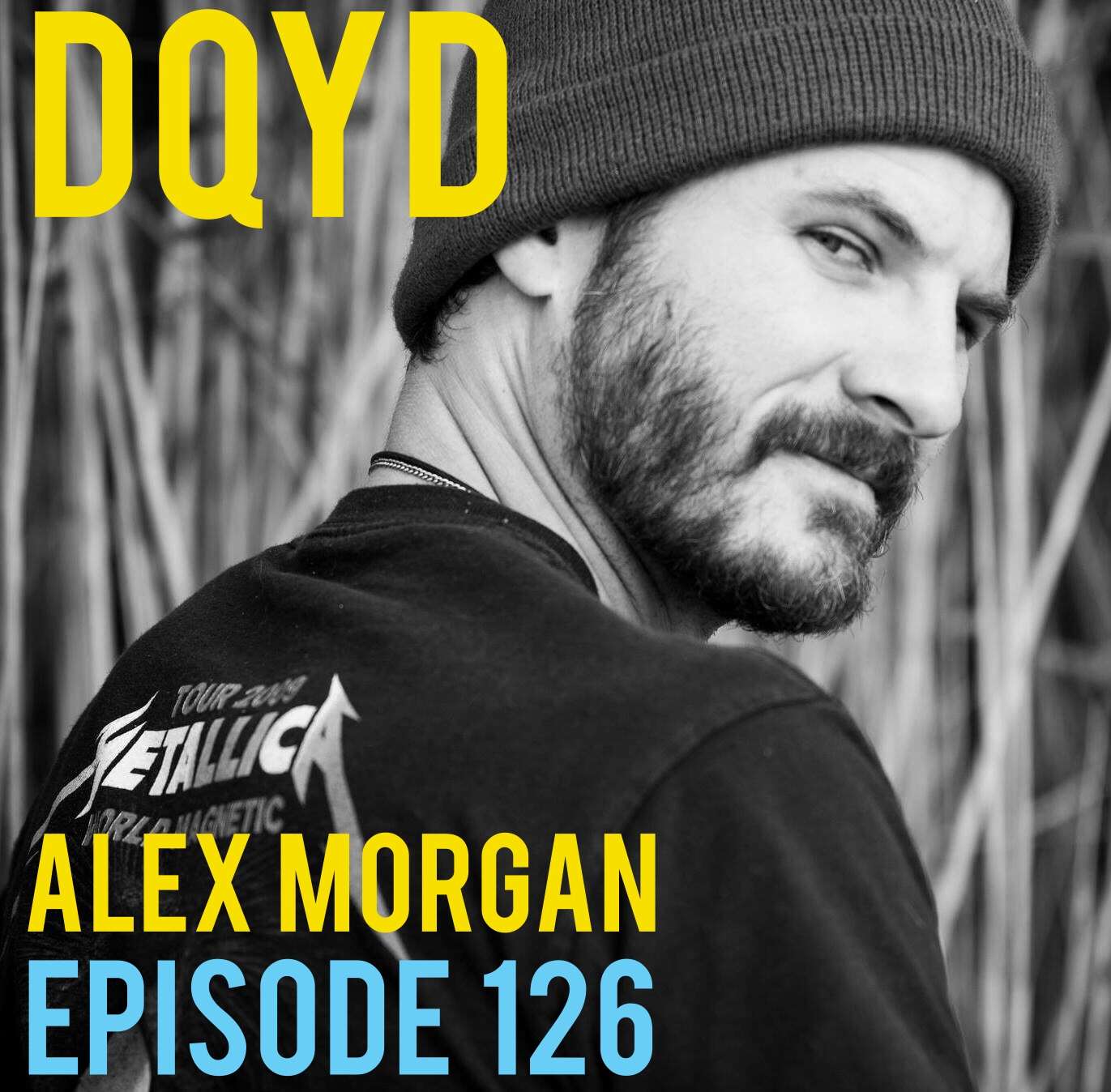 Episode 126 with Photographer: Alex Morgan! Making a name for himself taking photos for different bands in the music industry, Alex has made a living doing what he loves. We discuss the fears of going into business for yourself, sacrificing for just the possibility of an opportunity and how to market yourself once you get the proverbial ball rolling. Take a moment to listen to Alex's phenomenal stories and you'll wish he had a podcast of his very own.