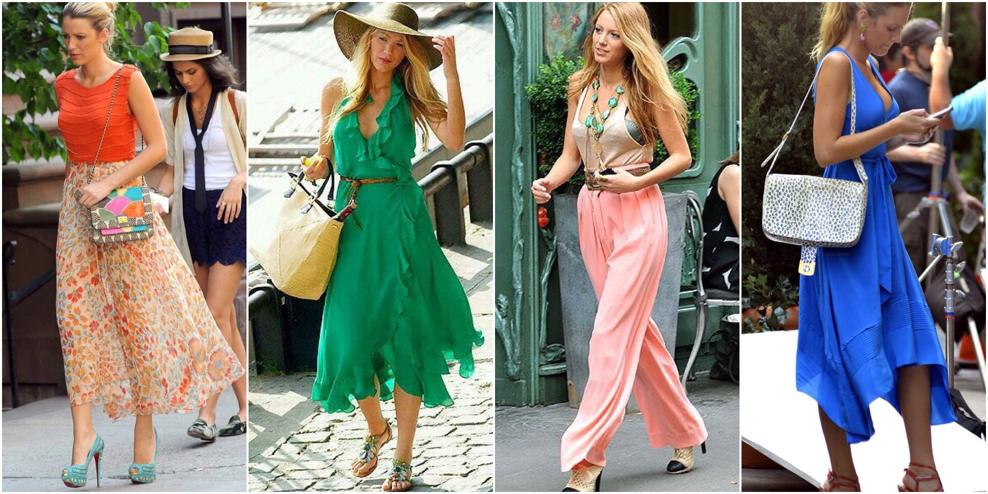 Blake Lively often rocks a version of YangN similar to the Urban Muse. And while it's impossible to know her exact season through photos, it seems likely she's a Spring as well.