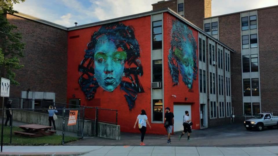 YWCA Murals // ASKEW