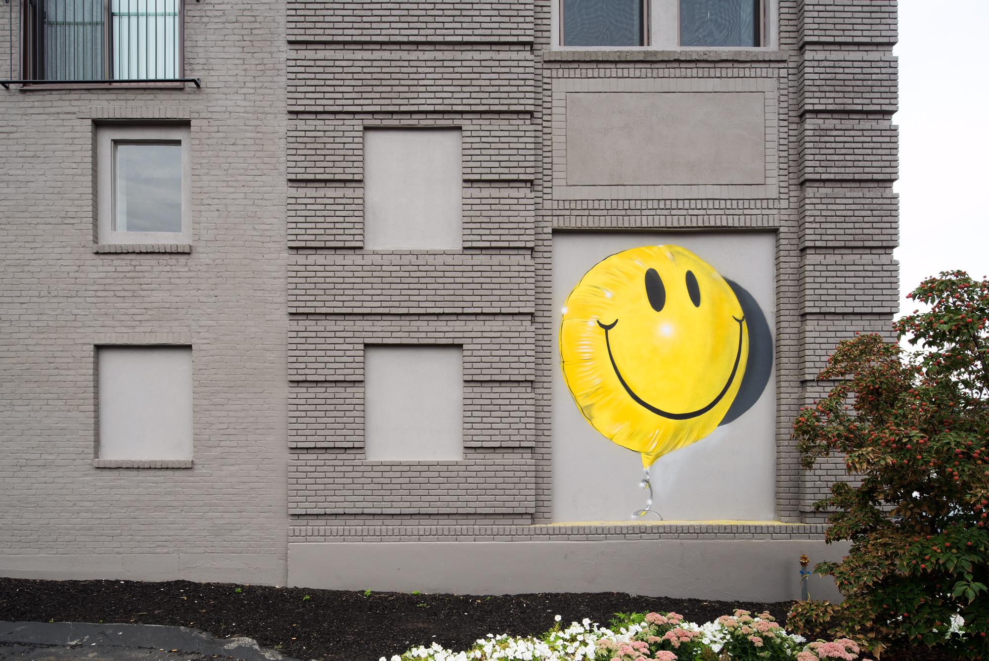 Smiley Face // Fanakapan