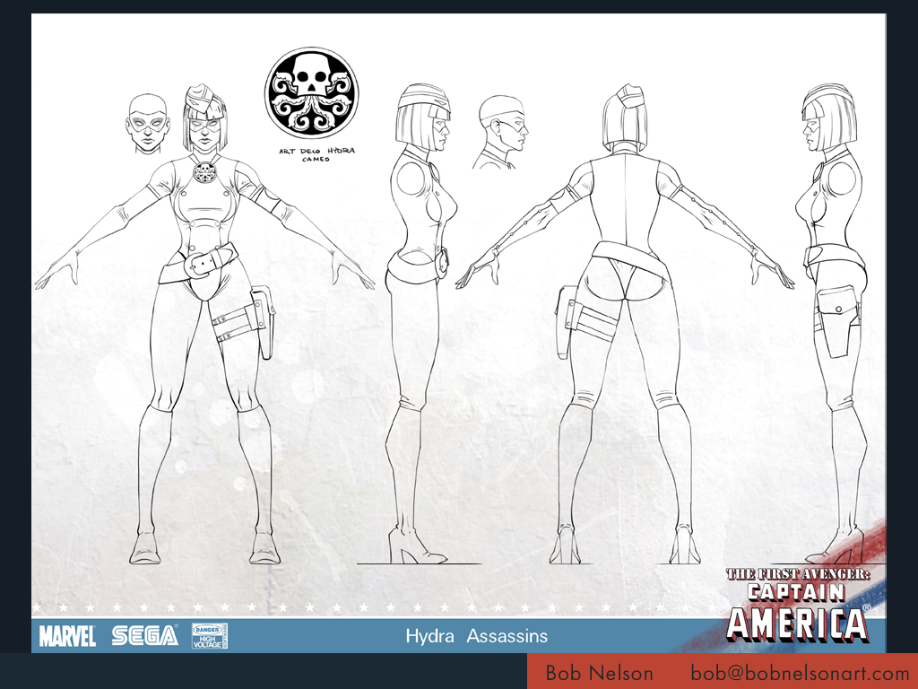 Captain America: Super Soldier (Wii)