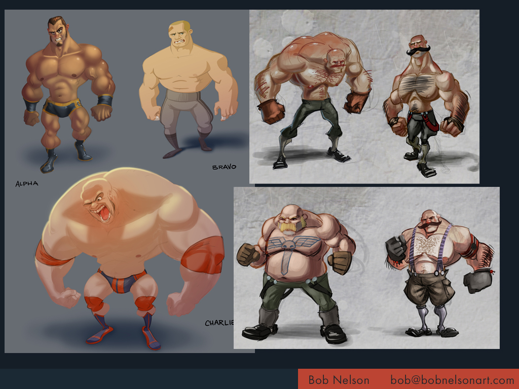 Style explorations for wrestlers
