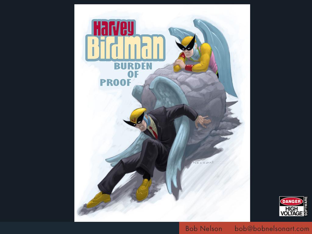 HARVEY BIRDMAN: ATTORNEY AT LAW (PS2)