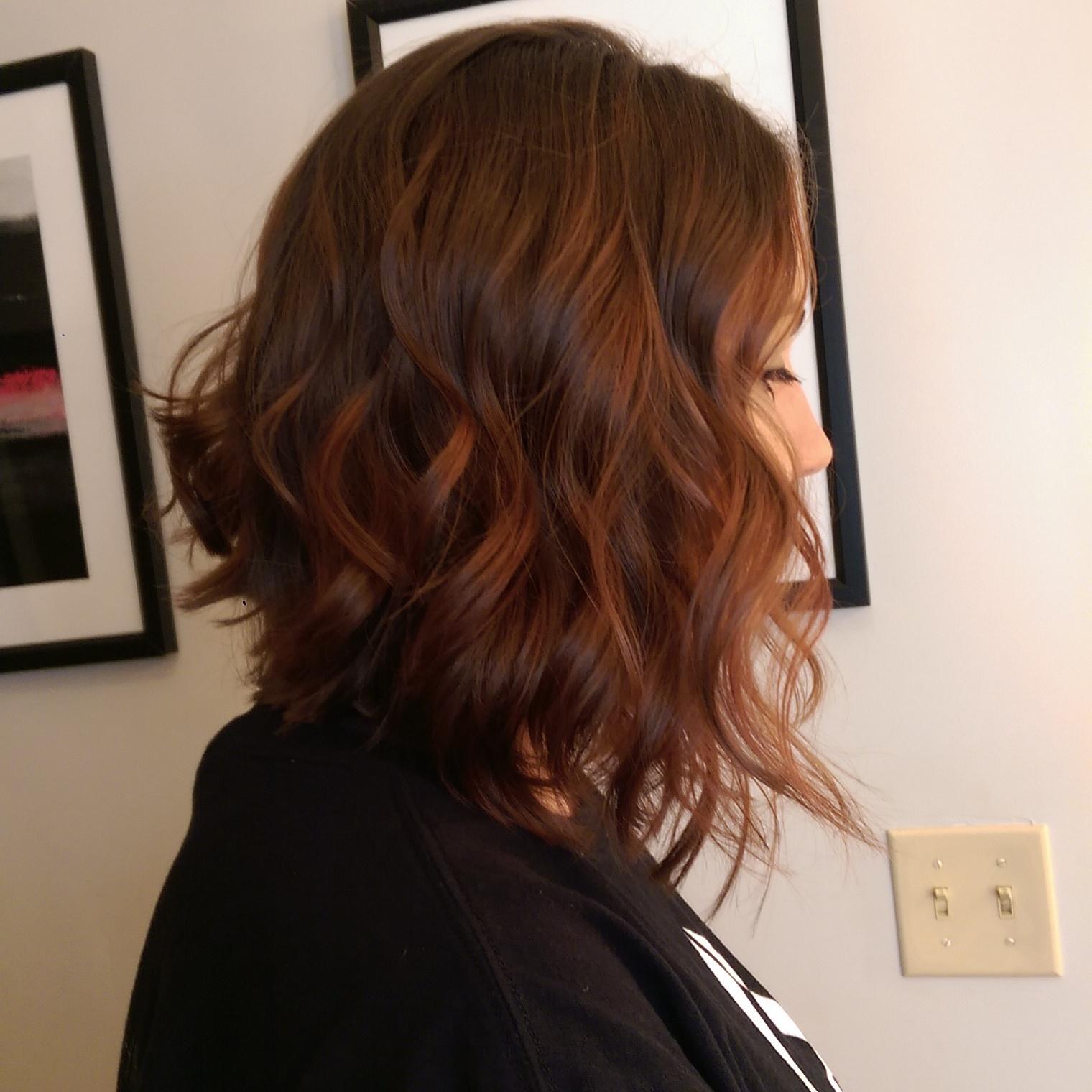Haircut | Color by LAUREN
