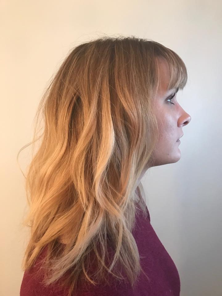 Haircut | Color by ASHLEY