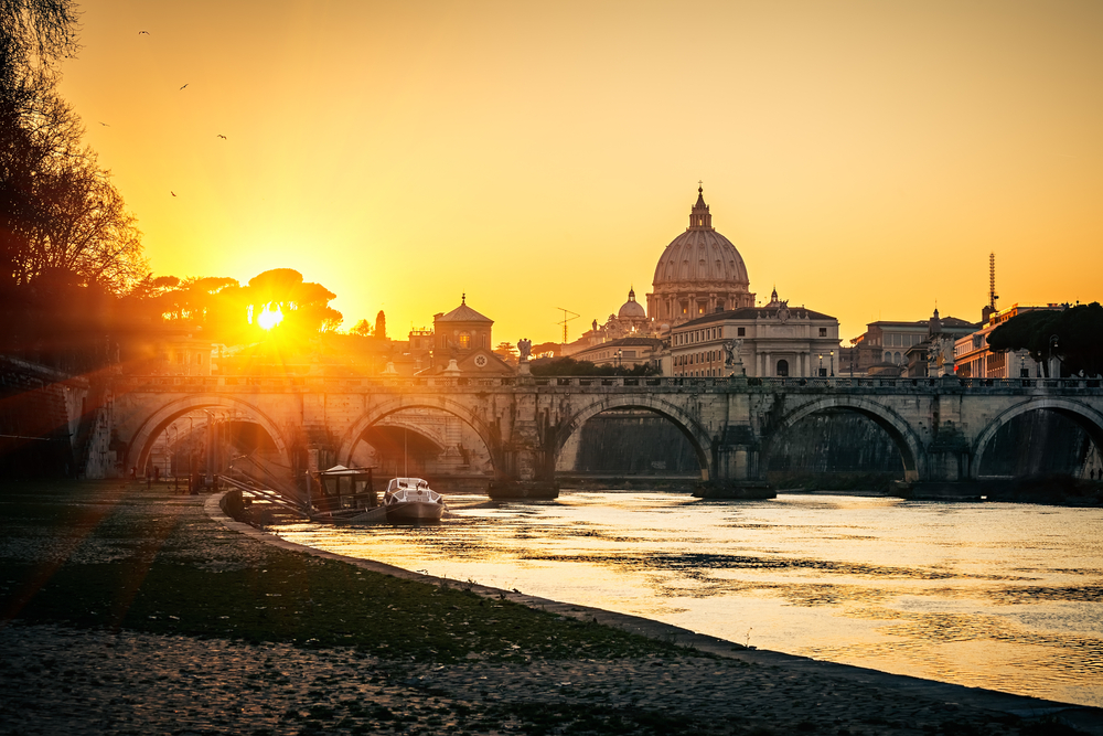 Wake up in Rome on a Pilgrimage of a Lifetime with The Catholic Pilgrim Office!