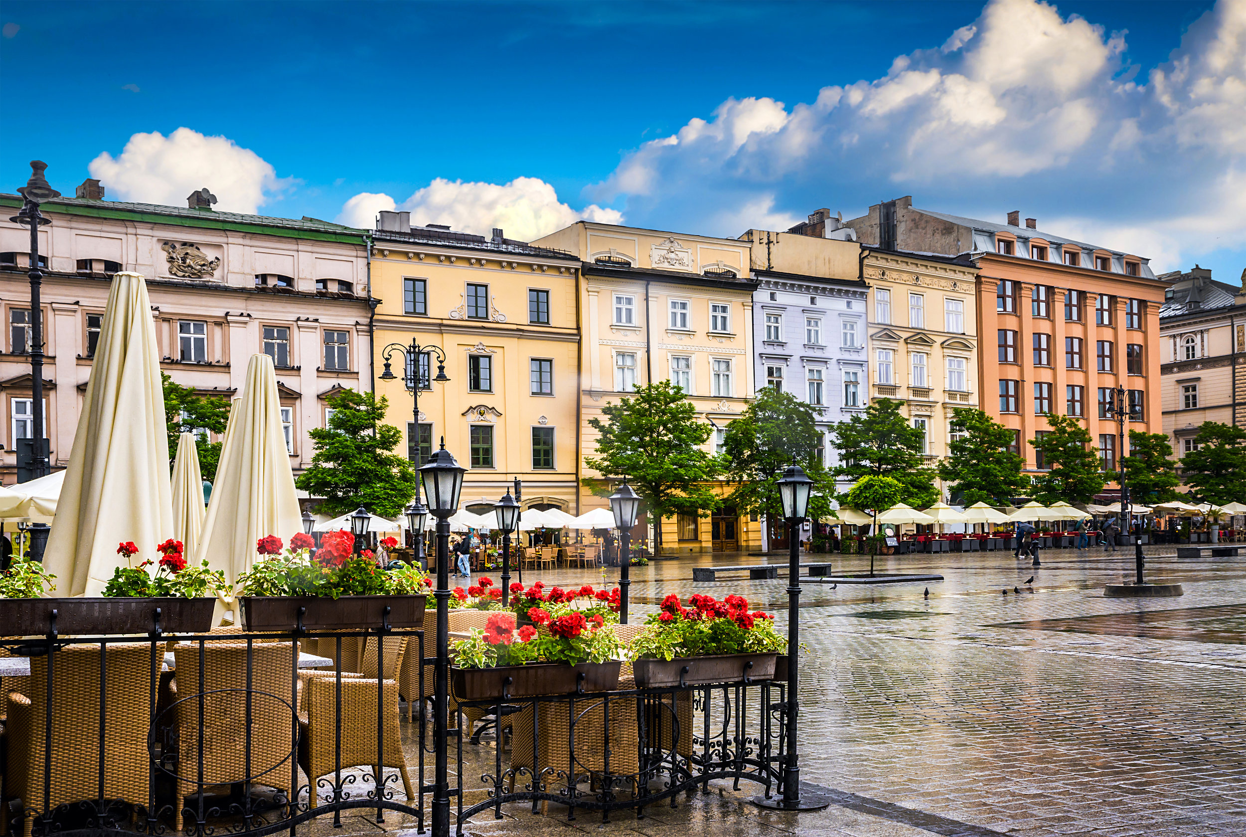 Krakow - Poland's historic center, a city with ancient architecture.jpg