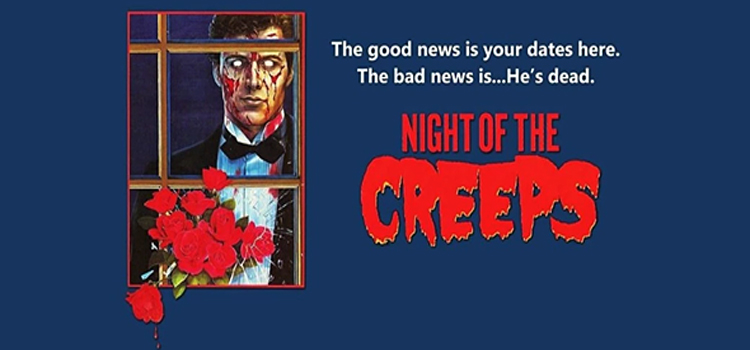 Episode 31 - Night Of The Creeps! Witch Finger Horror podcast