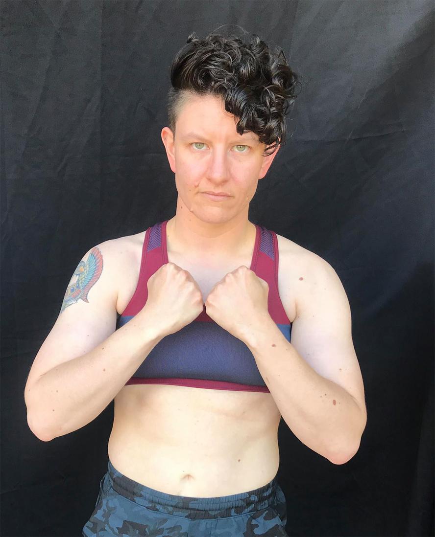 Emily Wyss 130-135lbs