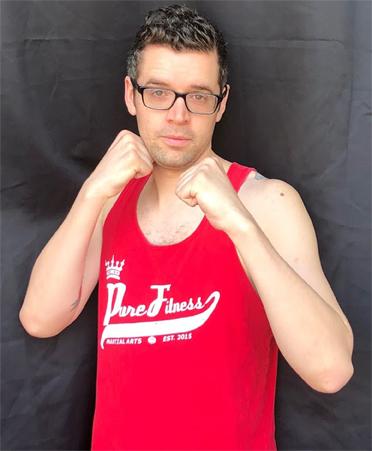 Matt Rhodes 180-185lbs