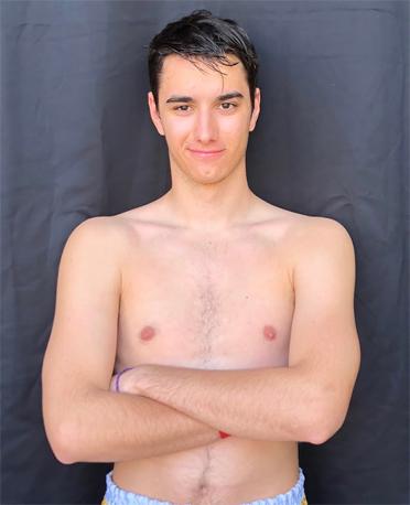 Quentin Sermet 155-165lbs
