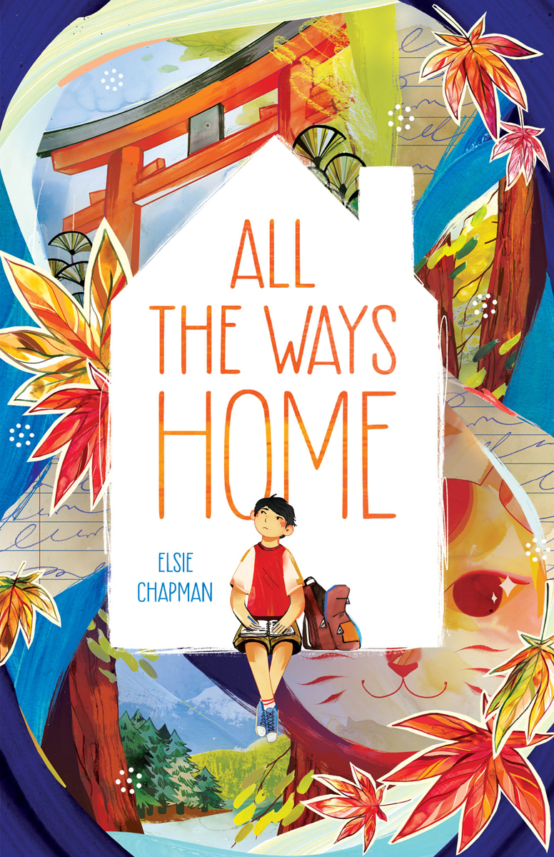 All the Ways Home   Macmillan Publishing  AD + Design: Carol Ly