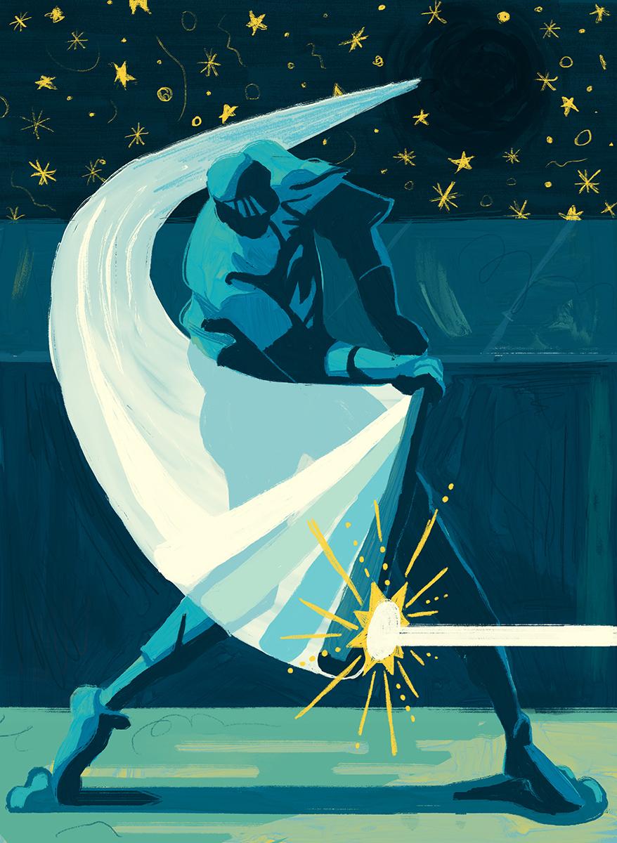 Batting For the Stars