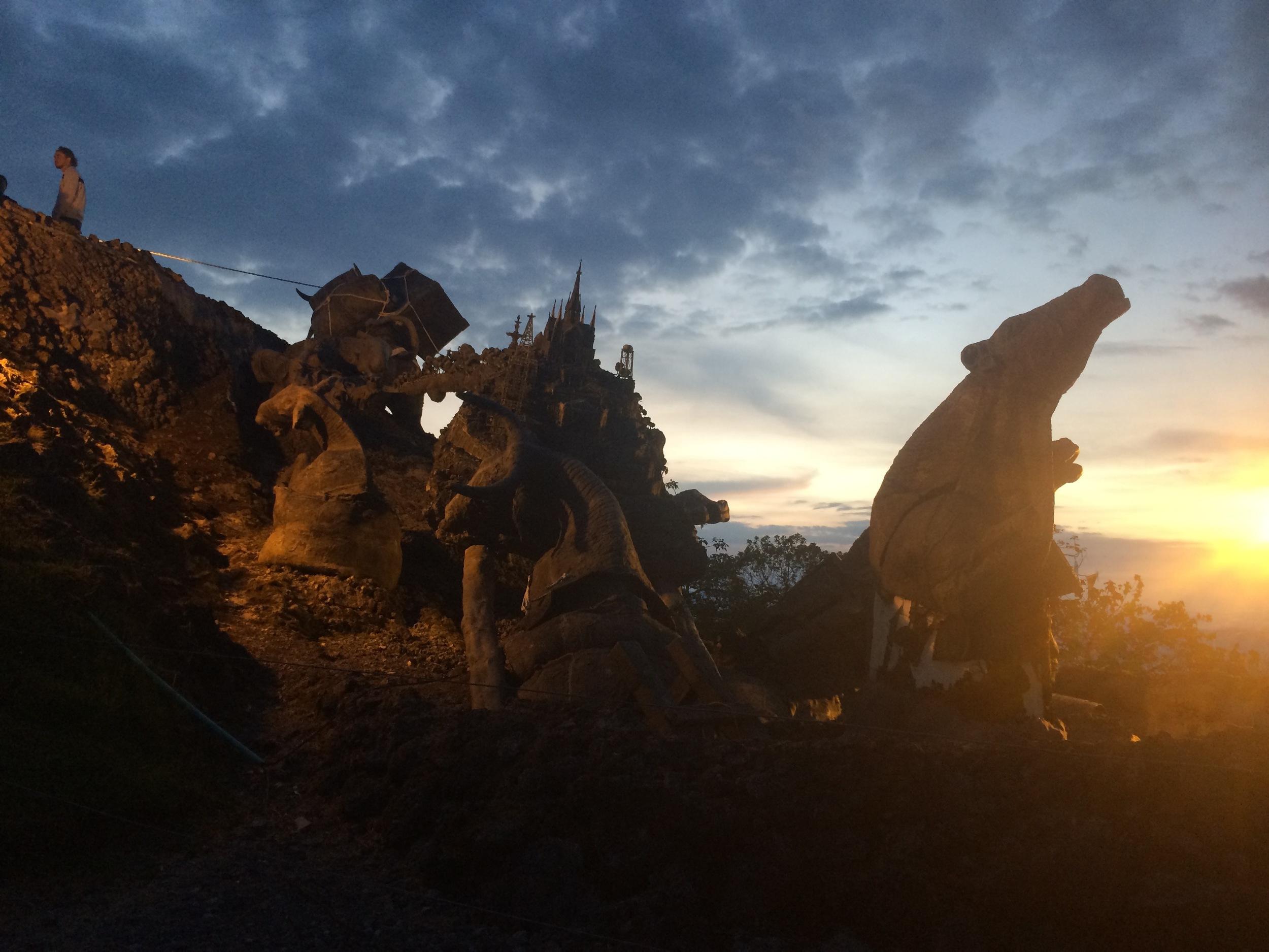Memorial in Manizales