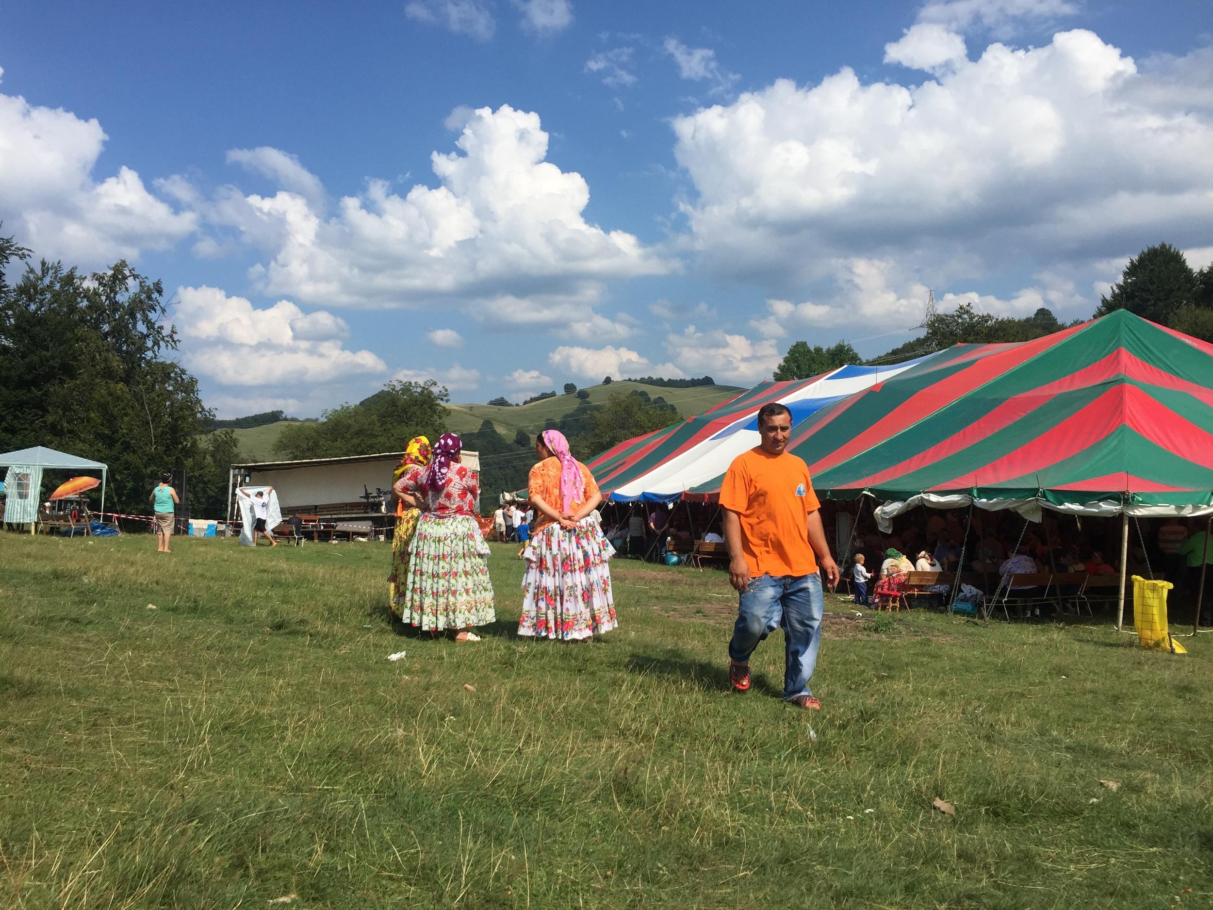 An evangelical festival.