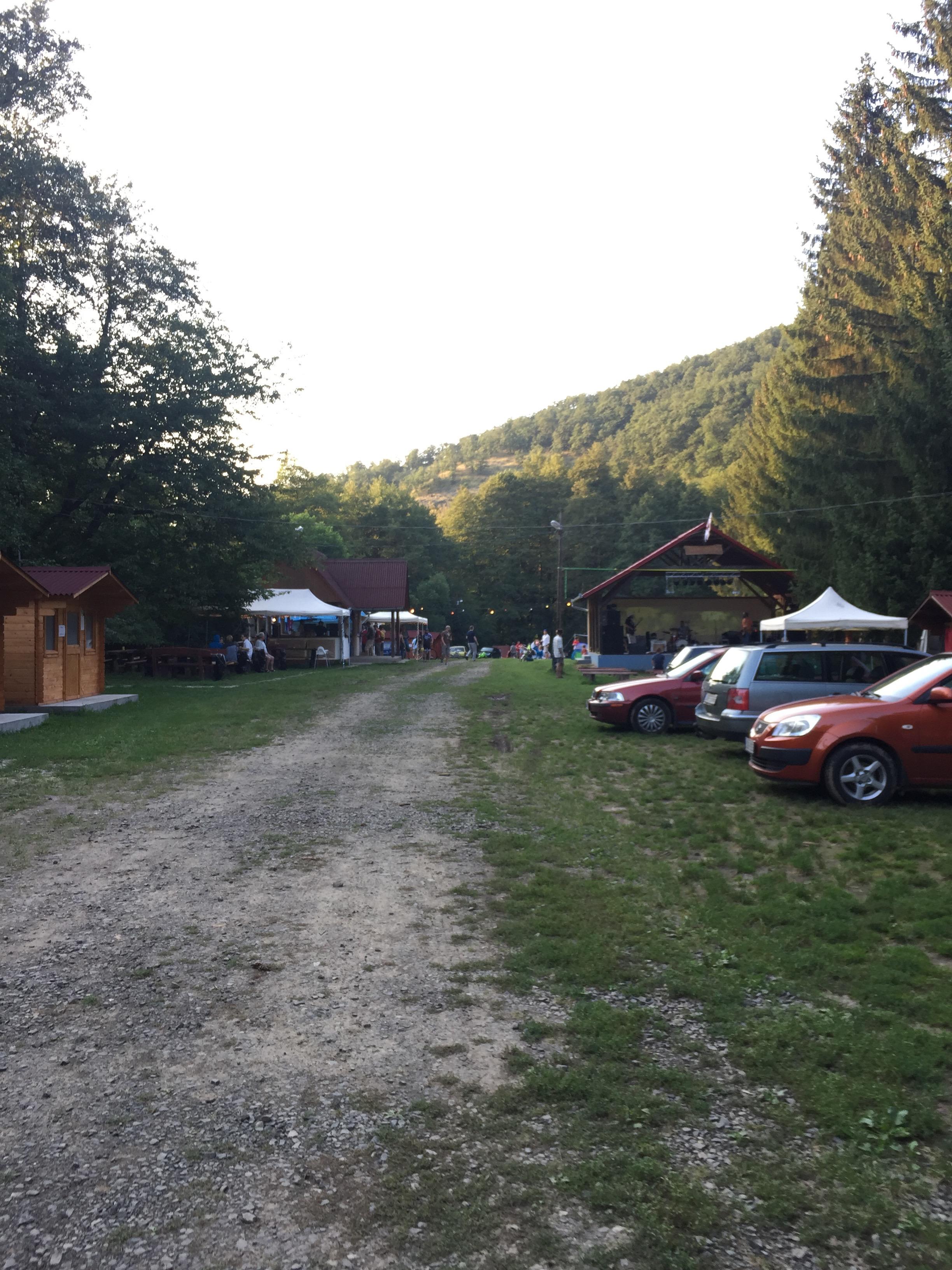 The festival.
