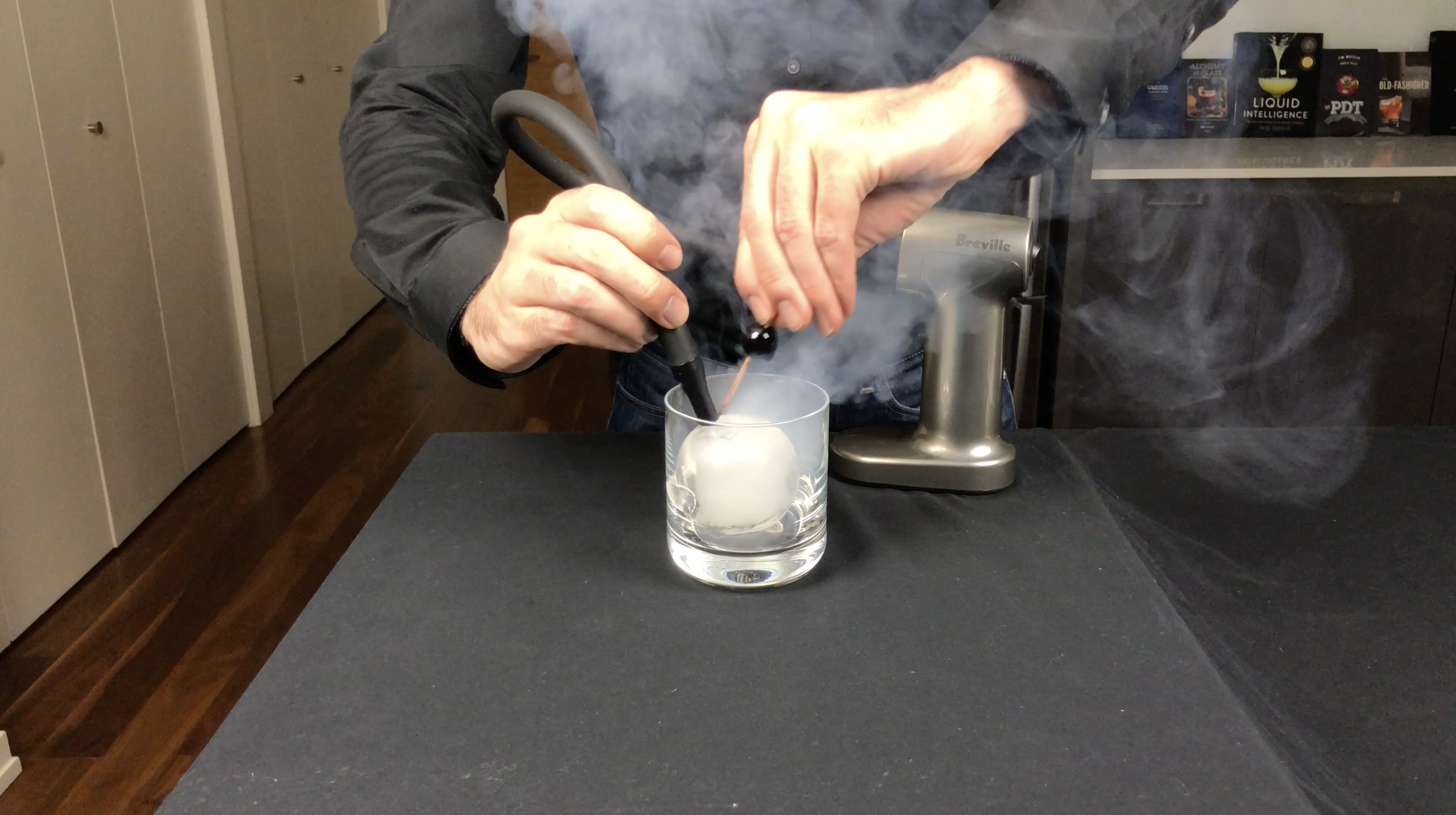 Breville Smoking Gun Smoke Bomb