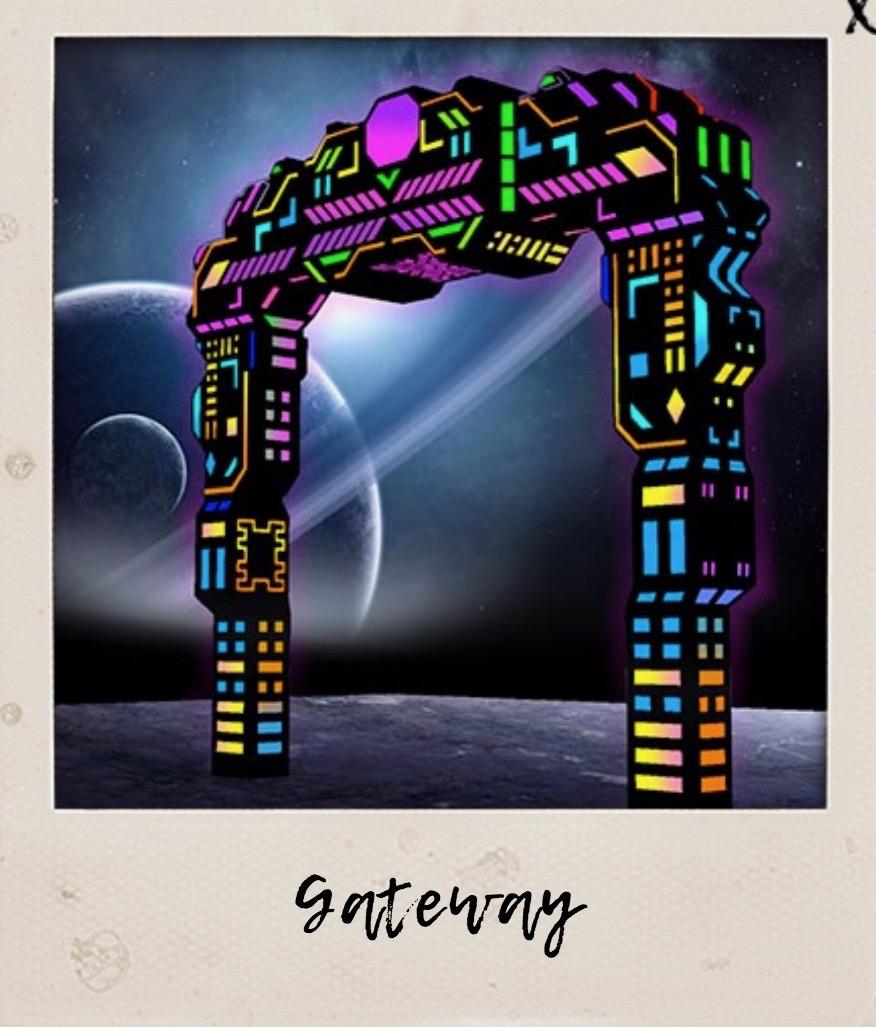 Gateway  by Sam Songailo