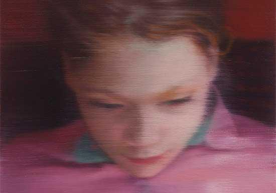Gerhard Richter,  Ella