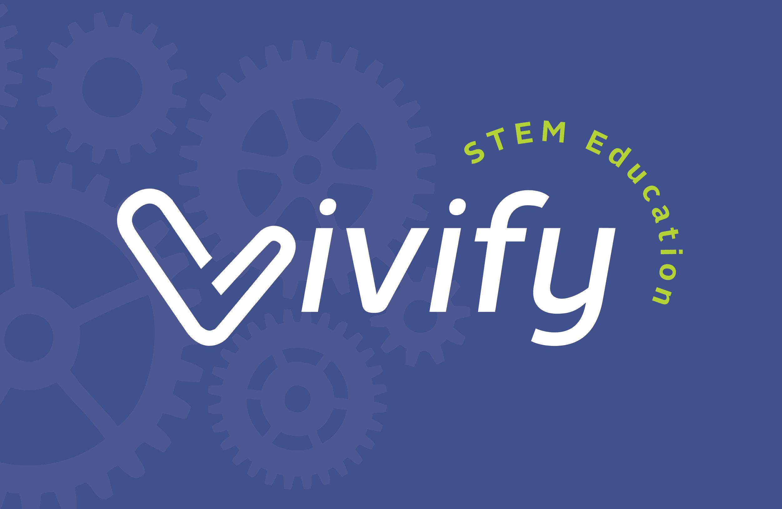 Vivify STEM Education logo