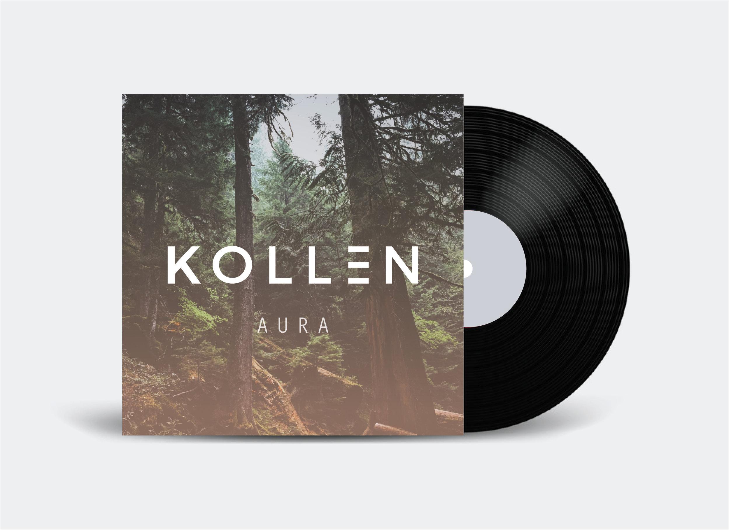 kollen-music-album-cover-branding-logo