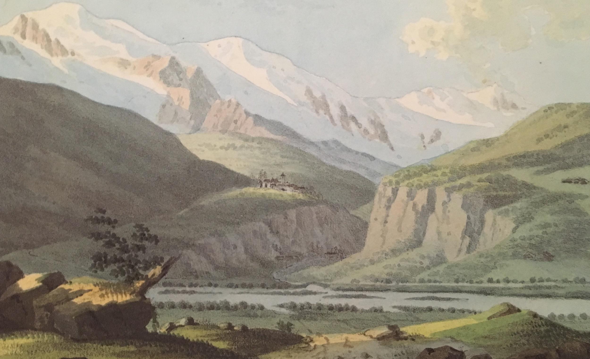 Saint Gervais, 1821