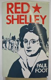 The cover of The Red Shelley