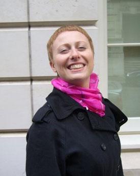 Sharon Ruston, Chair, Department of English, Lancaster University.