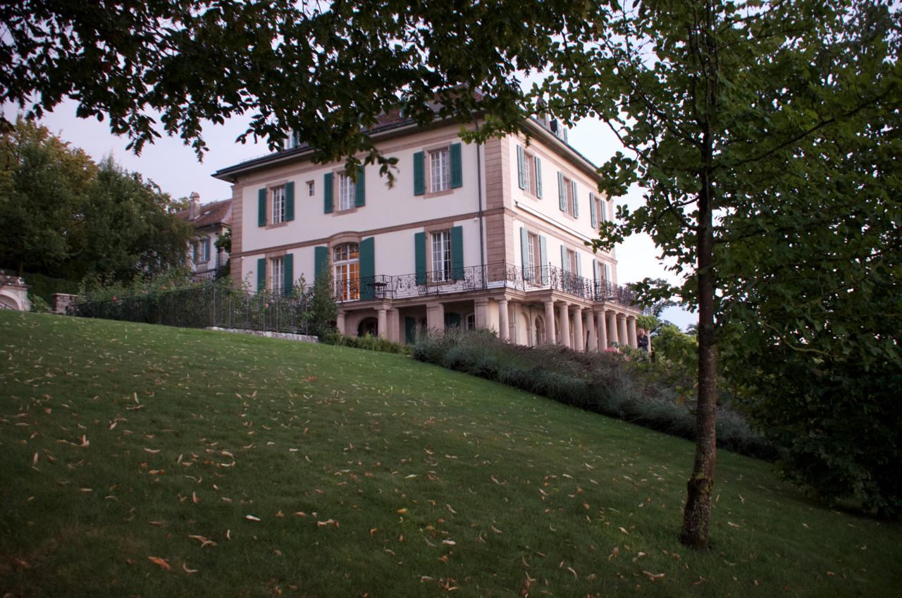The Villa Diodati