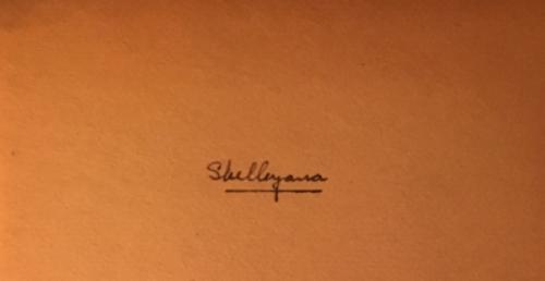 """Shelleyana"""