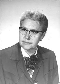 Honora Becker, c. 1955