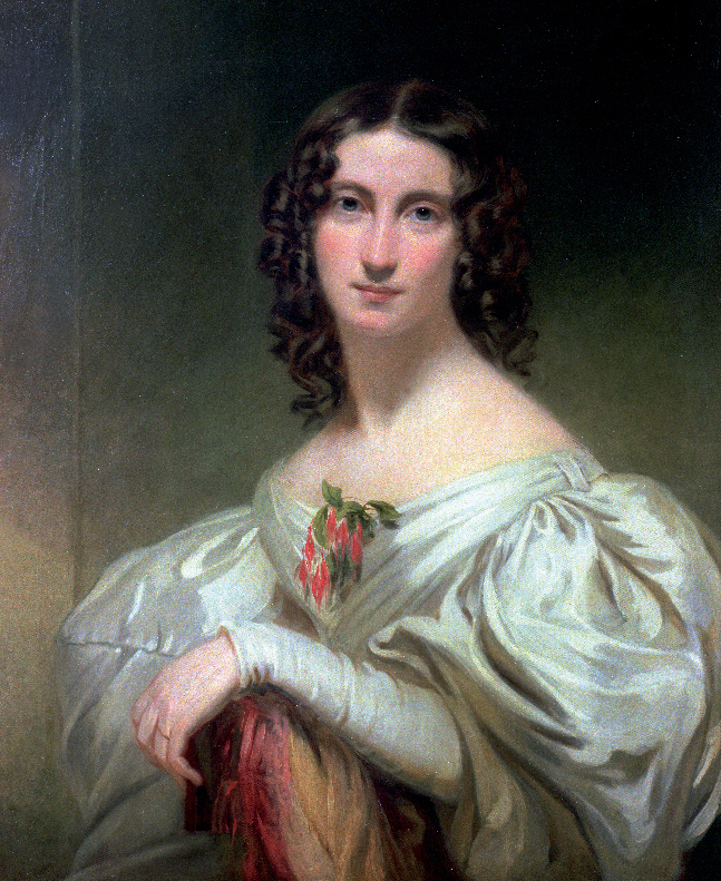 George Clint,  Jane Williams  (c. 1822).