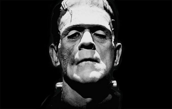 Still from James Whale's  Frankenstein  (1931)