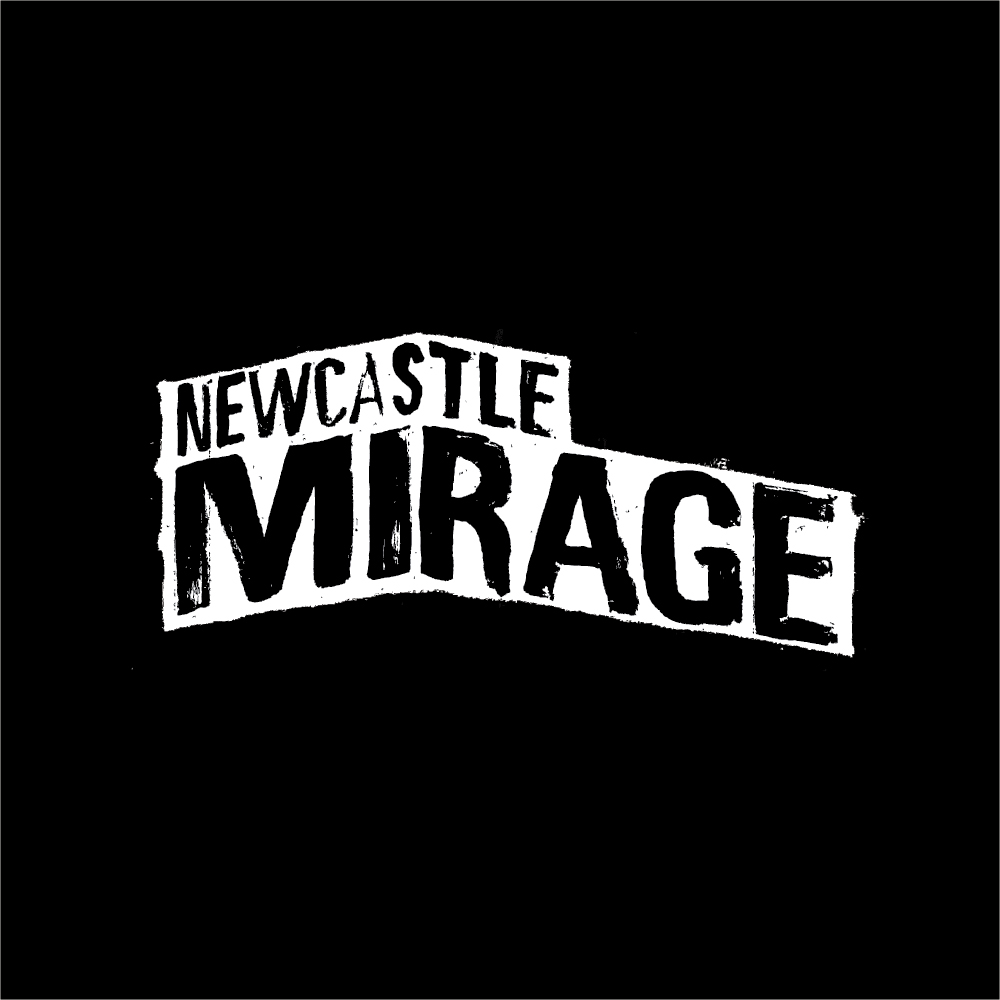 Newcastle Mirage banner logo
