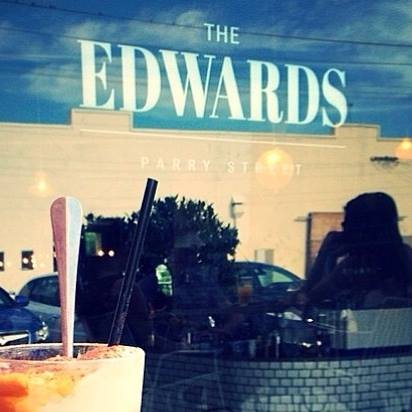 Taken from the Edwards Facebook Page
