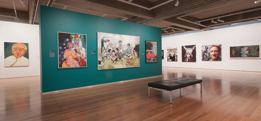 Taken from Newcastle Art Gallery Website
