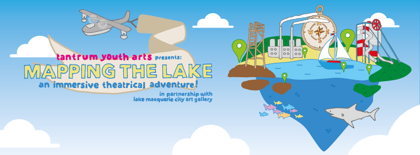 Mapping the lake