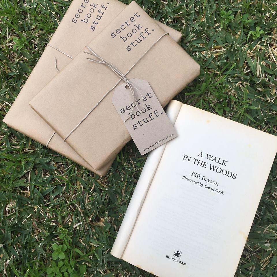 SECRET BOOK STUFF BOOKS