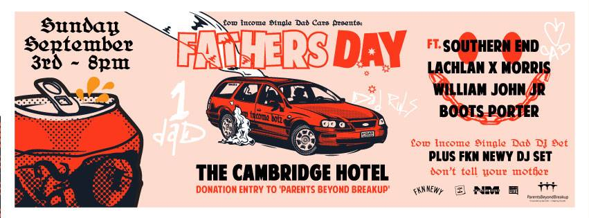 low income single dad cars fathers day gig