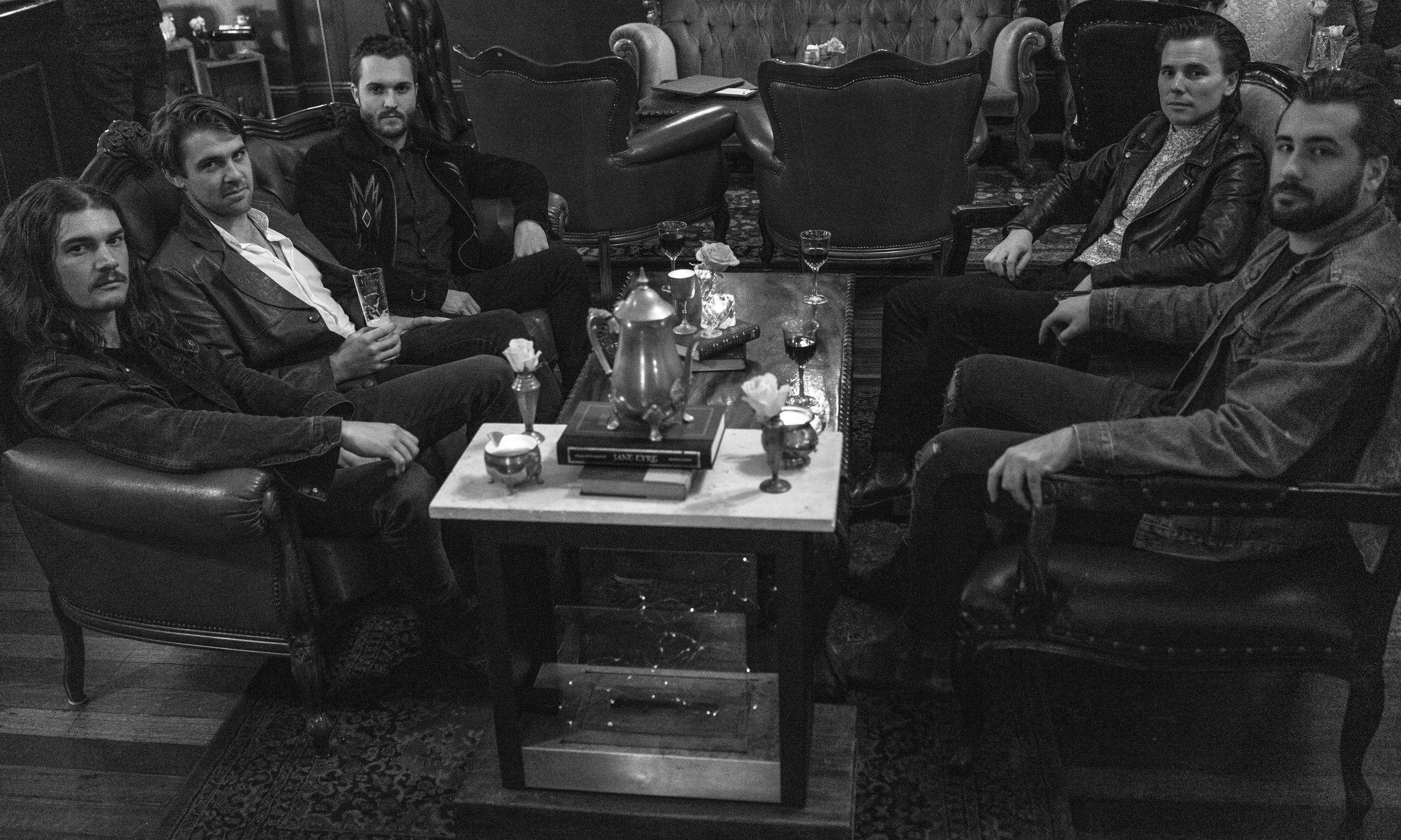 foeman newcastle band rockers