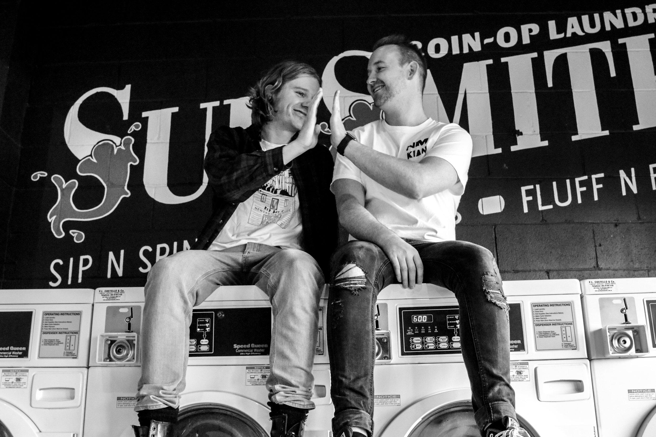 Ryan and Kian Newcastle Mirage