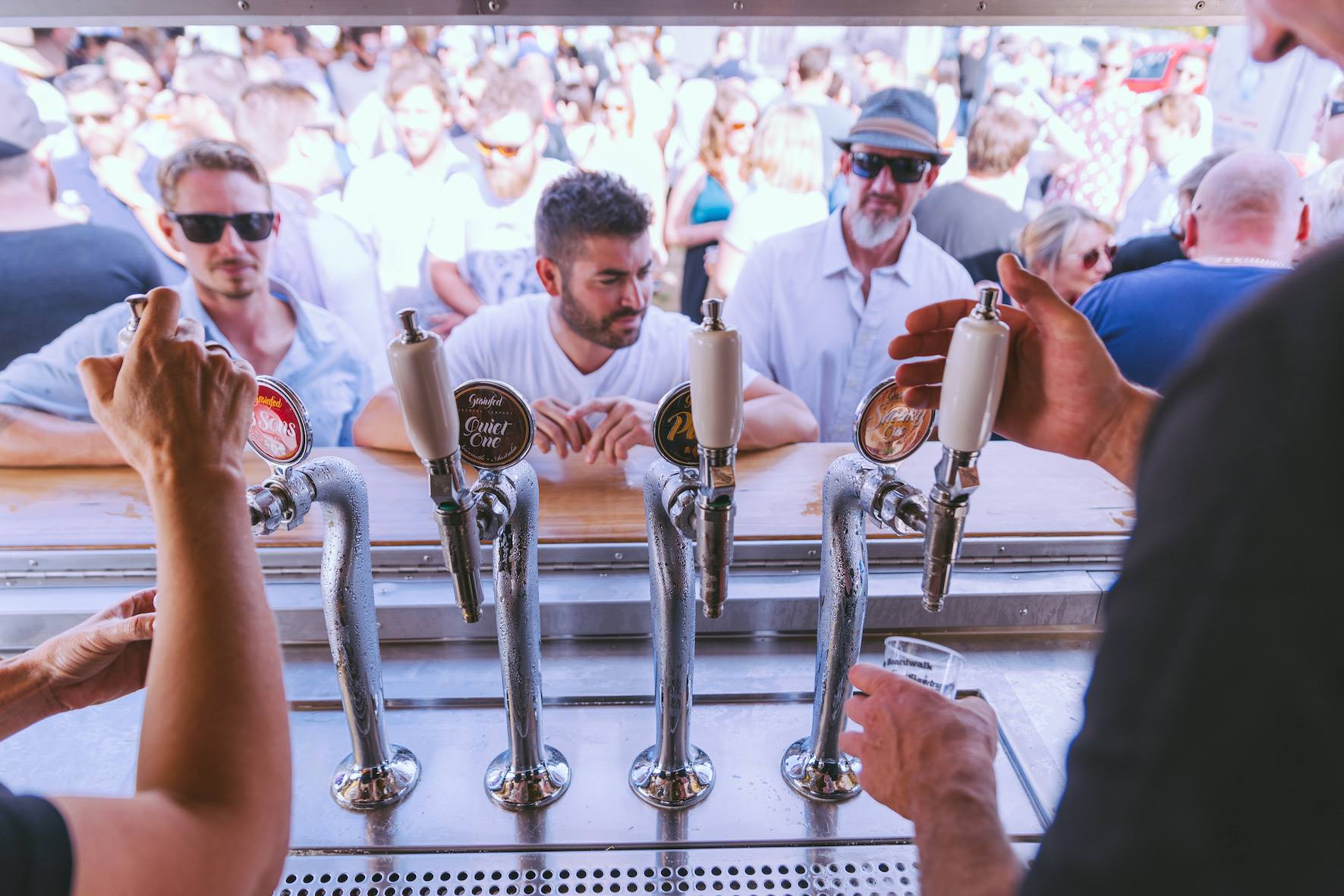 The NEwcastle Beer Festival 2018