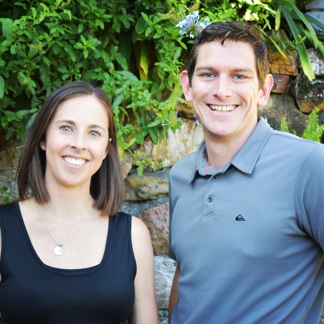 Alicia Edge and Husband